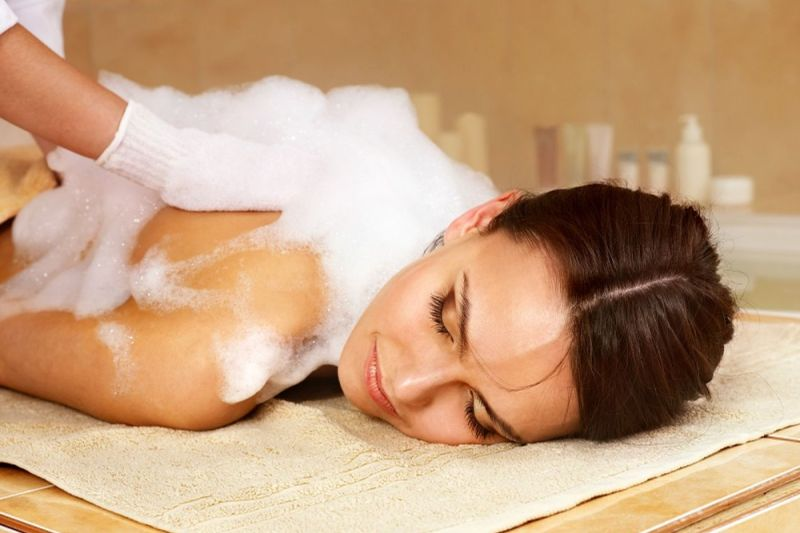 Wellness hotel Öschberghof SPA full body massage