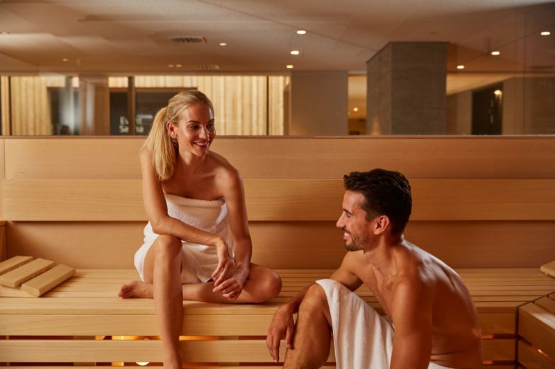 Energy SPA Öschberghof Panorama Sauna