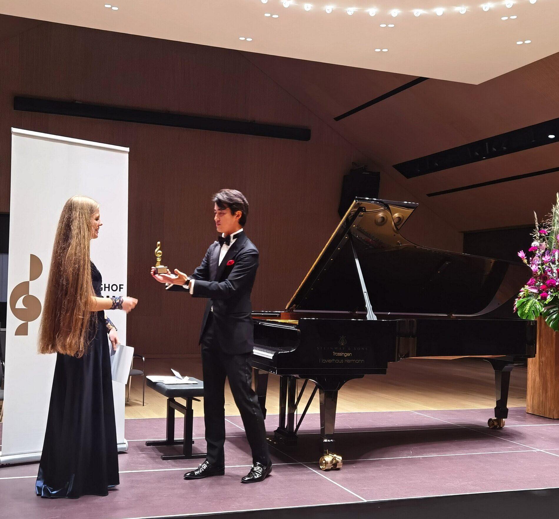 Eva Gevorgyan und Haiou Zhang Piano Festival 2021 Resort der Öschberof